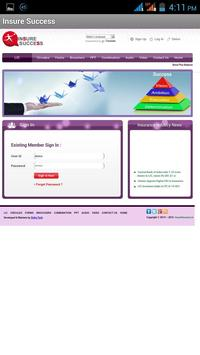 Insure Success screenshot 8