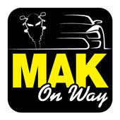 ماك أون واي icon