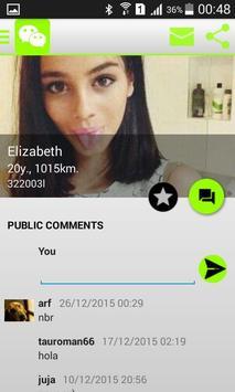 Perisco Live Chats screenshot 4