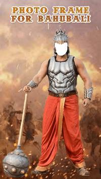 Photo Frame For Bahubali apk screenshot