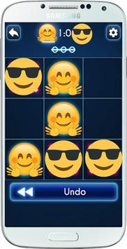 Emoji Tic Tac Toe poster