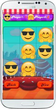 Emoji Tic Tac Toe screenshot 2