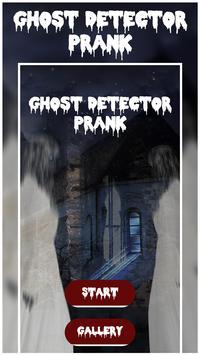 Camera Ghost Detector Prank screenshot 1