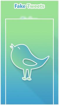 Fake Tweets Prank poster