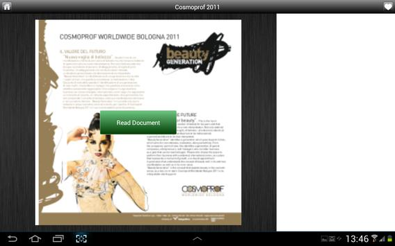 PocketFair Catalog screenshot 1