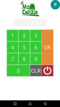 Macaisse Mobile Gestion Table apk screenshot