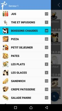 Macaisse Mobile Gestion Table screenshot 1