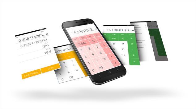 Calculator scientific Pro (simple) for free screenshot 2