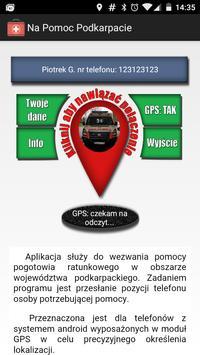 Na Pomoc Podkarpacie poster