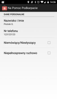 Na Pomoc Podkarpacie apk screenshot