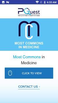 Most commons in medicine screenshot 1