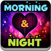 Good Morning & Good Night Images icon