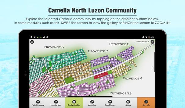 Camella North Luzon apk screenshot