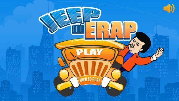 Jeep ni Erap poster