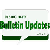 HiEd Bulletin Updates icon