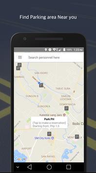 ParkingJ by SafeSat screenshot 1