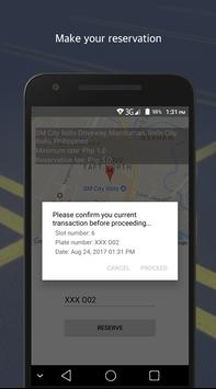 ParkingJ by SafeSat apk screenshot