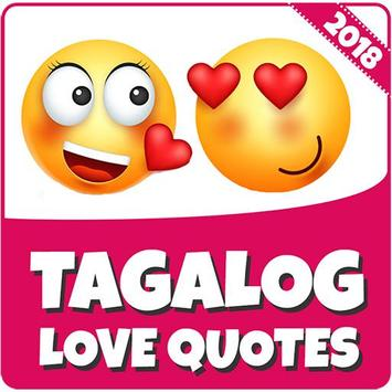 Tagalog Love Quotes 2018 poster