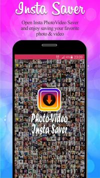 InstaSaver - Photo & Video poster