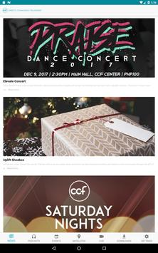 CCF Mobile screenshot 5
