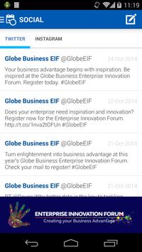 Globe EIF apk screenshot