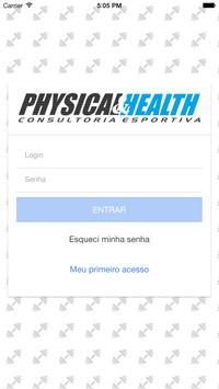 Physical Health apk screenshot