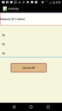Calculadora de física (gratis) poster