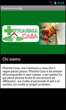 pharmacasa apk screenshot