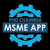 PHD MSME icon