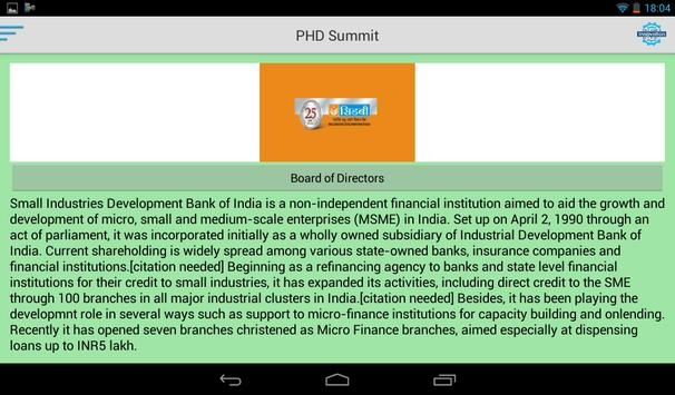 PHD MSME screenshot 16
