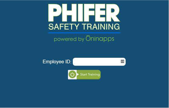 Phifer Safety by Oninapps poster