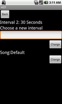 HIIT Zone Lite apk screenshot