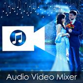 Audio Video Mixer icon