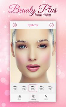 Face Beauty Makeup Camera poster