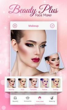 Face Beauty Makeup Camera screenshot 1