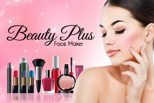 Face Beauty Makeup Camera screenshot 3