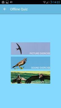 BirdID - European bird guide and quiz ảnh chụp màn hình 7