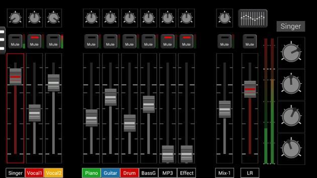 Touch&Mix screenshot 1