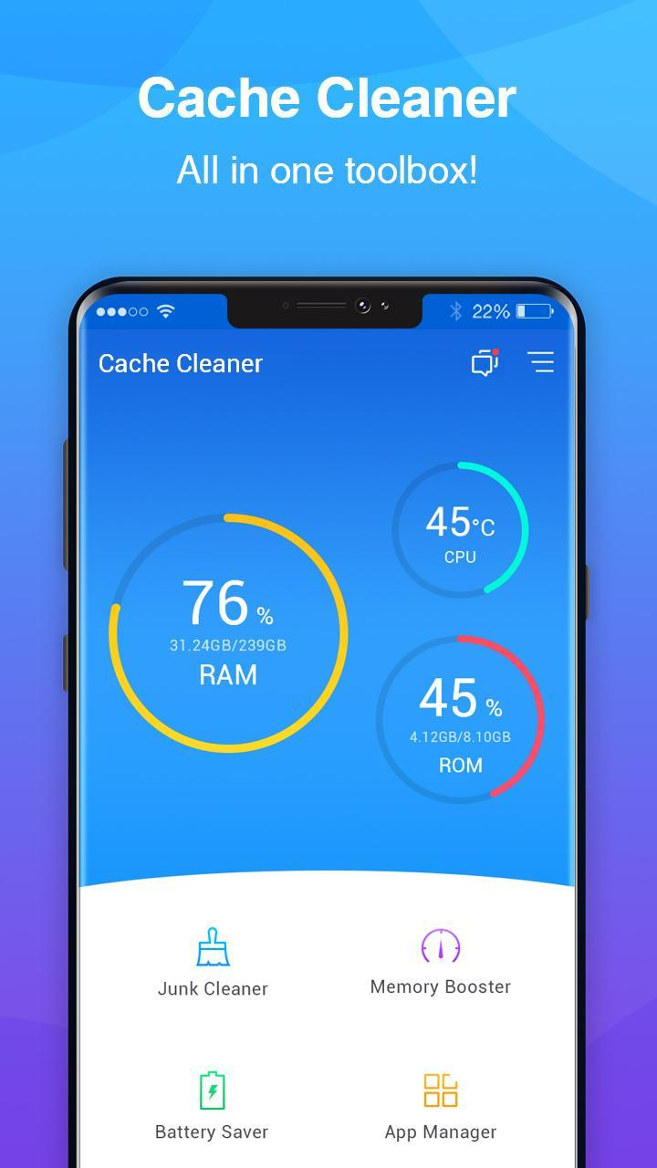 Pembersih Cache Pembersih Ponsel For Android Apk Download