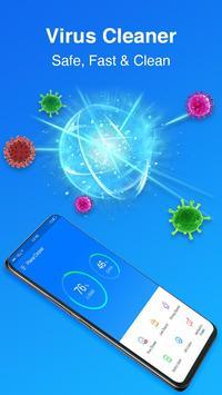 Poster Virus Cleaner