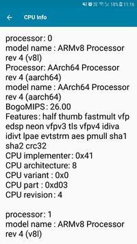 Device Info Max screenshot 7