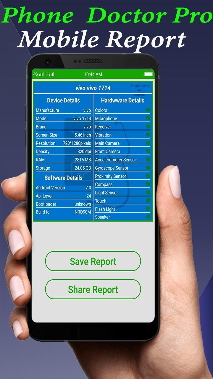 Phone Doctor Pro for Android - APK Download