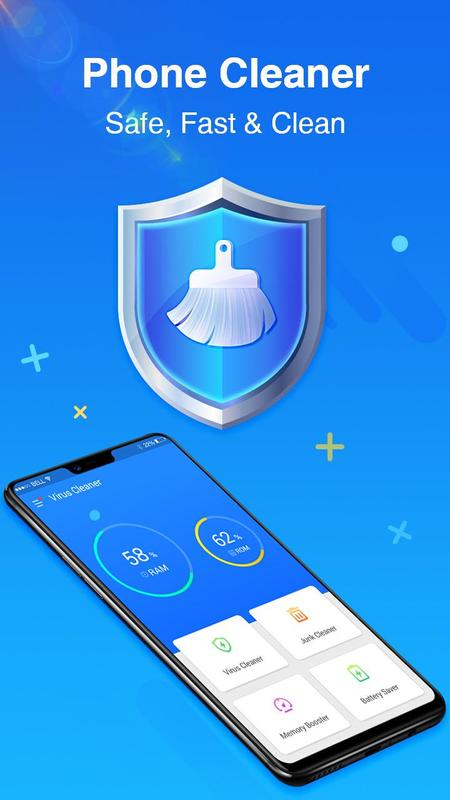 how to clean virus from phone