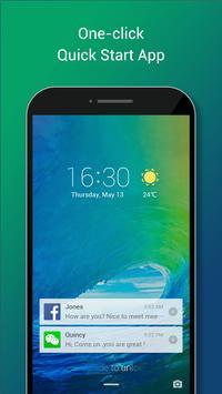 Lock Screen For Iphone - OS8,OS9,OS10 Lock Screen apk screenshot
