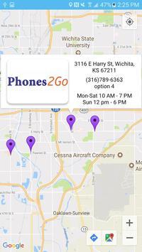 Phones2Go poster