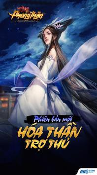 Phong Thần Online – Game mới hay nhất 2017 poster
