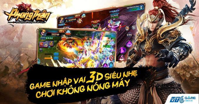Phong Thần Online – Game mới hay nhất 2017 screenshot 10