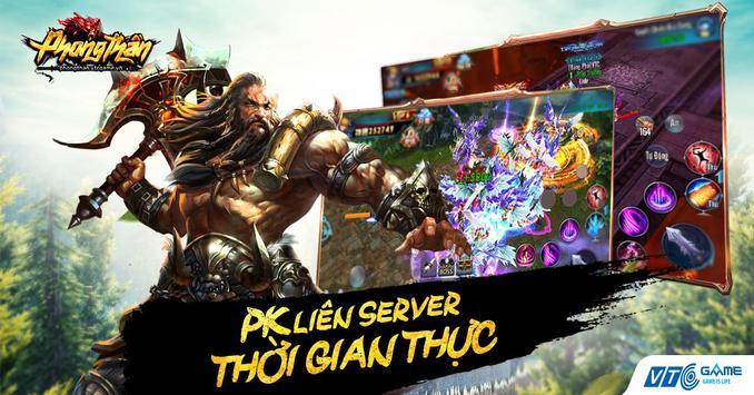 Phong Thần Online – Game mới hay nhất 2017 screenshot 8