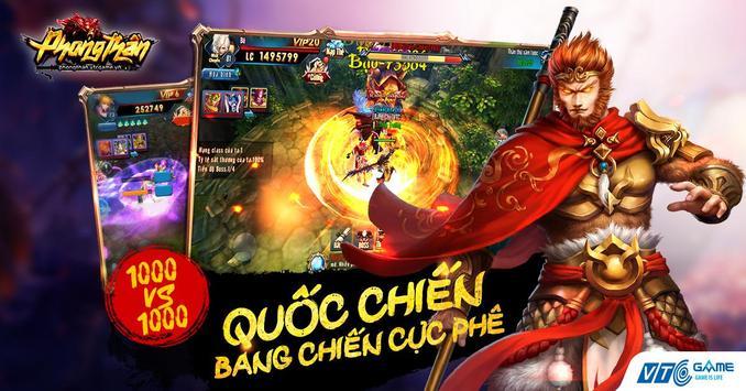 Phong Thần Online – Game mới hay nhất 2017 screenshot 9