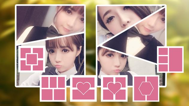Photo Collage - Beauty Editor poster